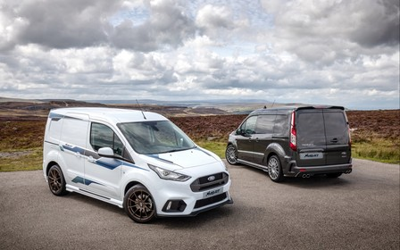 «Бусики» Ford Transit приміряли ралійний прикид. Підуть в серію?