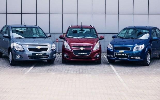 Бюджетники Chevrolet возвращаются в Украину