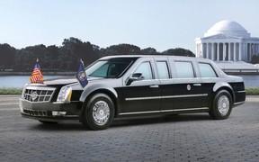 Cadillac для президента: В США готовят новый автомобиль для будущего президента