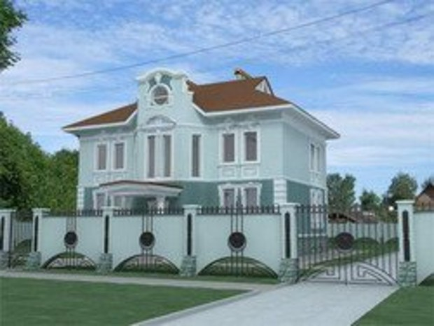 Частные дома  в пригороде Киева начали активно продаваться