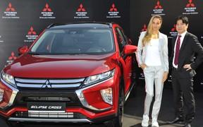 Чемпіонка світу з дзюдо Дар'я Білодід - амбасадор бренду Mitsubishi в Україні.