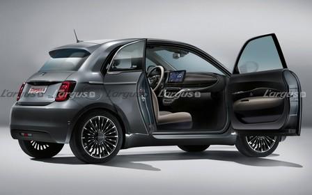 Чотиридверний хетчбек Fiat 500 Trepiuno. Що задумали італійці?