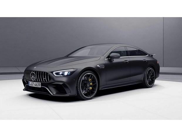 «Четырехдверный Mercedes-AMG GT 63 S стал спортивнее.»