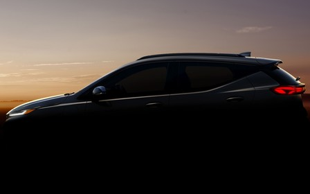 Chevrolet начинает рассекречивать новые электрические кроссовер и хэтчбек