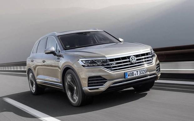 Чотири прем'єри Женевського автосалону від Volkswagen