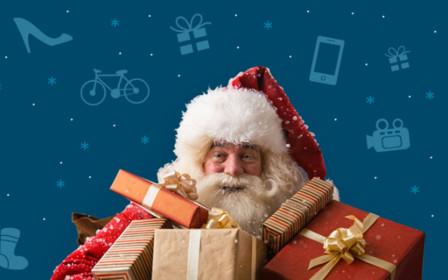Что дарить на Новый год? Большой выбор подарков на RIA.com