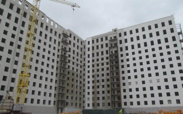 """Что стало известно о строительстве ЖК """"Воробьевы горы-8""""?"""