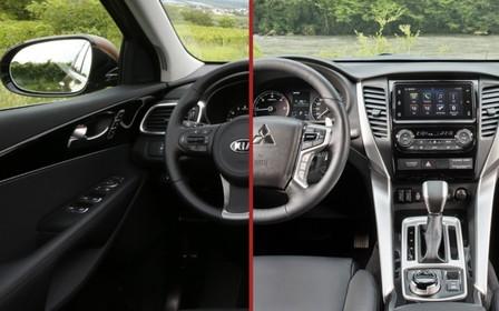 Что выбрать? Kia Sorento или Mitsubishi Pajero Sport