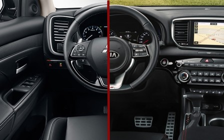 Что выбрать? Kia Sportage или Mitsubishi Outlander