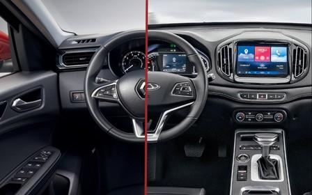 Что выбрать? Renault Arkana или Chery Tiggo 7