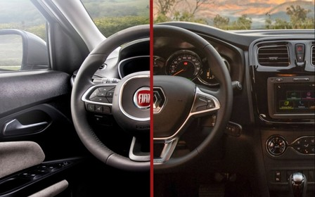Що вибрати? Renault Logan або Fiat Tipo