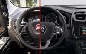 Что выбрать? Renault Sandero или Fiat Qubo