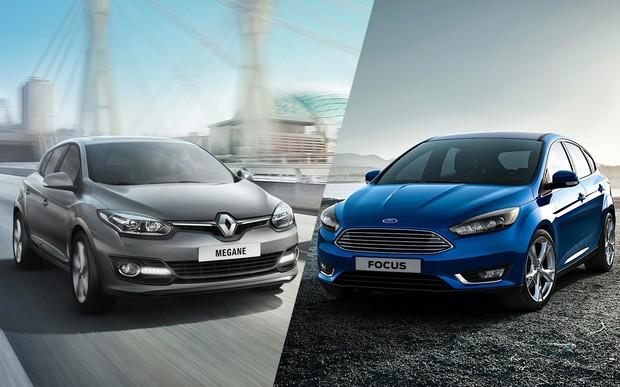 Что выбрать с пробегом? Ford Focus против Renault Megane