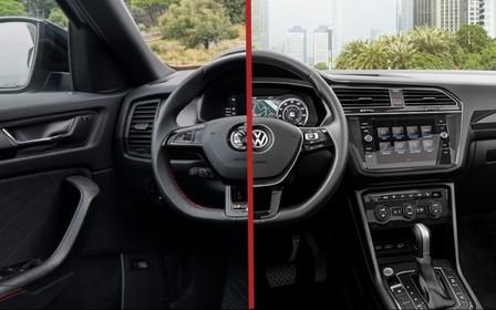 Что выбрать? Skoda Kodiaq или Volkswagen Tiguan