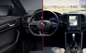 Что выбрать? Skoda Kodiaq против Renault Koleos