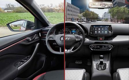 Что выбрать? Skoda Scala против Hyundai i30