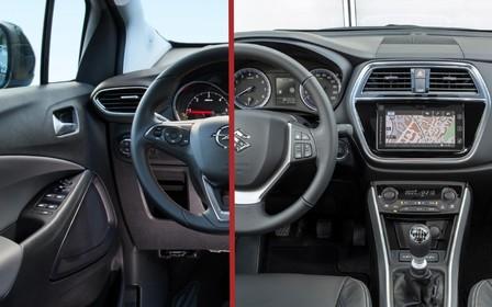 Що вибрати? Suzuki SX4 або Opel Crossland X