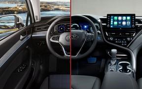 Что выбрать? Volkswagen Passat против Toyota Camry