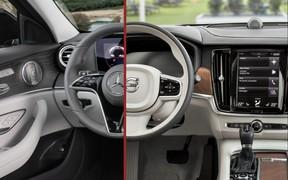 Что выбрать? Volvo S90 против Mercedes-Benz E-Класса
