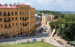 City One Development присоединилась к празднованию Дня рождения Андреевского спуска