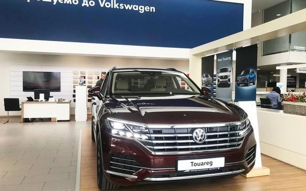 Cпеціальне ціноутворення на автомобілі VW