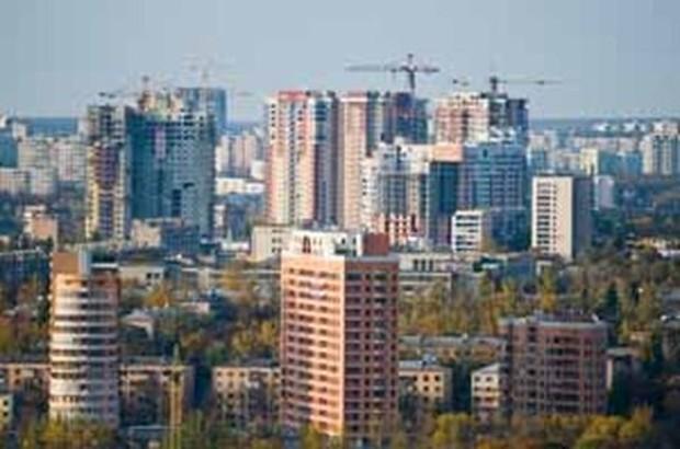 Цена на квартиры в Киеве стабилизировалась до $1833 за кв. м