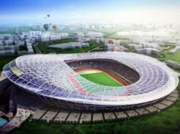 Центр Киева перекроют из-за реконструкции НСК «Олимпийский»