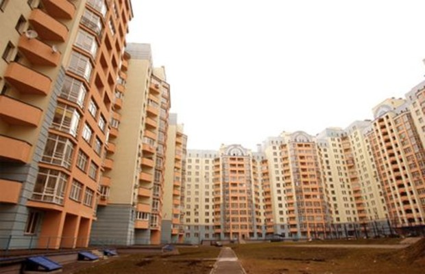 Цены на жильё от застройщиков в Киеве впервые за 5 лет опустились ниже отметки $1000 за кв.м.