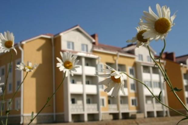 Цены на жилье в Украине падают