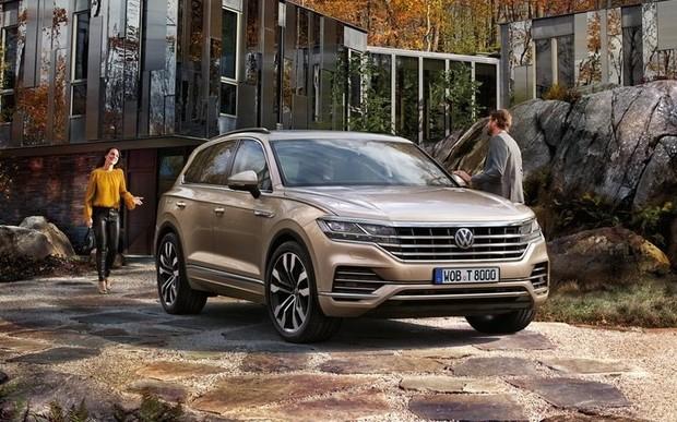 Ціну на Volkswagen Touareg суттєво знижено! Вигода -20 %