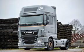 DAF Trucks Ukraine представляє версію Endurance Edition для міжнародних перевезень