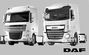 DAF Trucks Ukraine презентує на Агро-2019 у Києві спеціальні акційні пропозиції