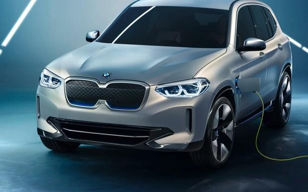Дальше едешь! Запас хода BMW iX3 на одной зарядке - больше 400 км