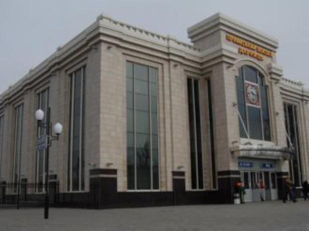 Дарницкий вокзал столицы ждет большое будущее