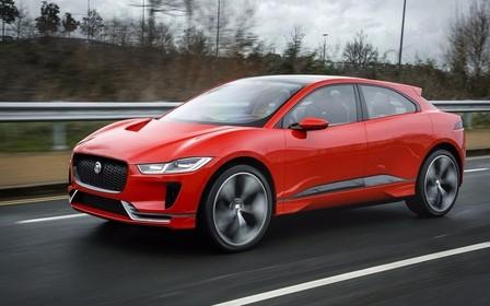 Даром, что концепт: Jaguar открыл прием заказов на будущий электрокар I-Pace