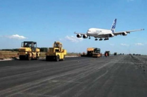 DCH строит харьковский аэропорт с опережением графика