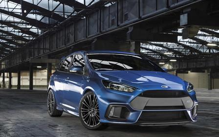 Дебютировал «заряженный» Ford Focus