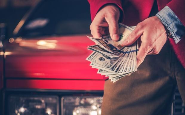 Гроші є? $10 мільйонів щодня на імпортні легковики