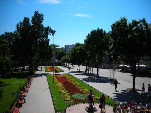 Дерибасовскую в Одессе застроят