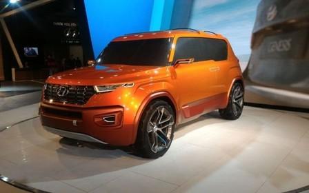 Дешевле Hyundai Kona. Корейцы готовятся к премьере нового кроссовера