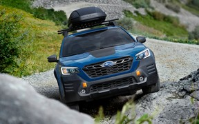 Дикий, дикий Запад. Subaru рассекретила новый Outback Wilderness