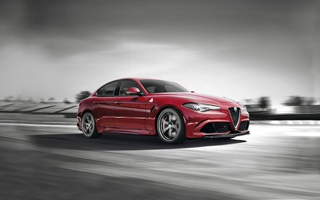 Дизайн Alfa Romeo Giulia отметили престижной наградой