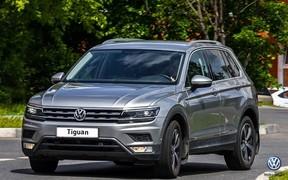 Дизельний Volkswagen Tiguan доступний до замовлення   в автосалоні «КарпатиАвтоцентр»!