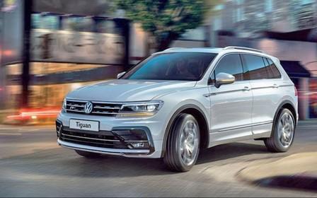 Дизельний  Volkswagen Tiguan у спеціальних комплектаціях знову доступний до замовлення!
