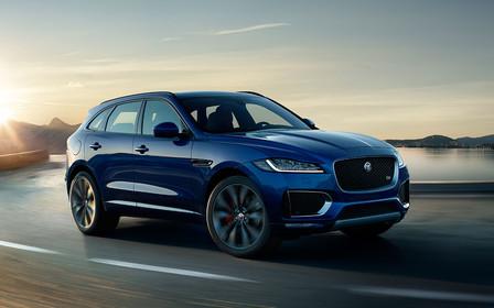 Для прекрасных дам: Jaguar F-Pace назвали лучшим авто для женщин