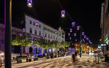 Дніпро переміг у міжнародному конкурсі з дизайну освітлення
