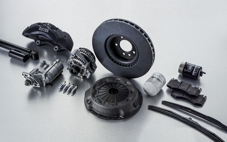 До 25% знижено ціни на запчастини Land Rover