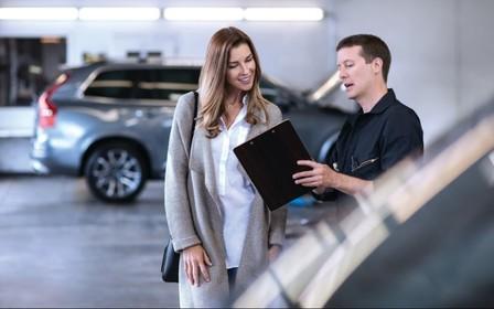 До -30% выгоды* на сервис для постгарантийных авто при поддержке завода-производителя Volvo Cars
