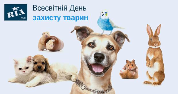До дня захисту тварин: згадуємо, які тварини знаходяться в Червоній книзі України