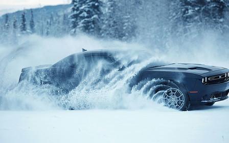 Dodge Challenger получит полный привод